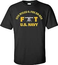 USS Myles C. Fox DD-829 Rate FT Fire Control Technician
