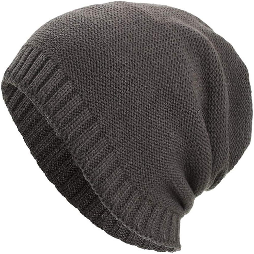 Max 81% OFF WUAI Clearance Unisex Men Women 2021 model Winter Ski Hat S Knit Warm Baggy