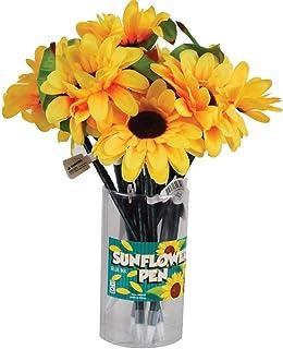 Raymond Geddes Sunflower Pen, 12 Pack (69931)