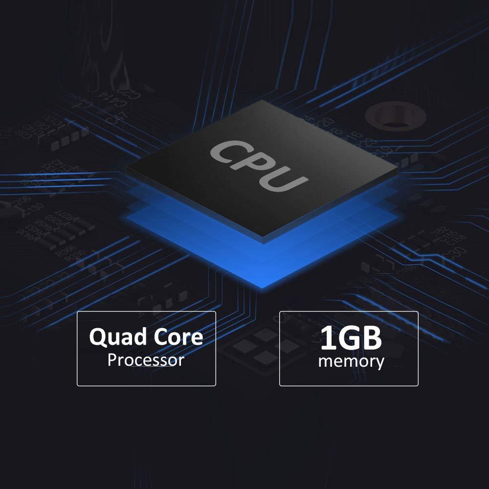 TerraMaster F4-210 NAS 4 bahías Quad Core 1GB RAM Multimedia de ...