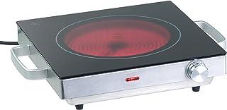 Plaque de cuisson vitrocéramique à infrarouge 2000 W [Rosenstein & Söhne]