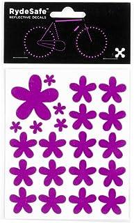 RydeSafe Reflective Decals - Flowers Kit