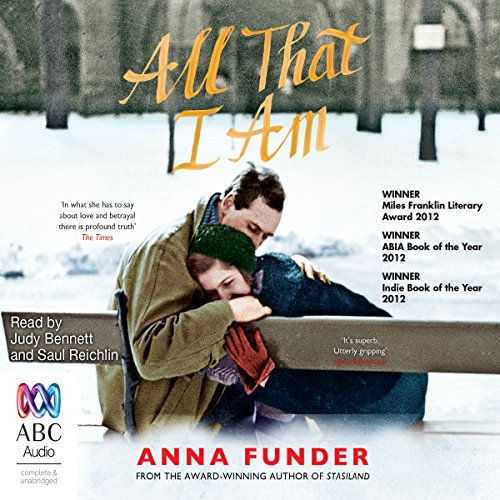All That I Am cover art