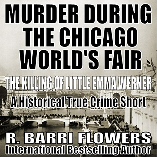 Murder During the Chicago World's Fair audiobook cover art