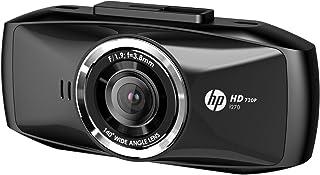 【正規輸入品】 HP(ヒューレット・パッカード) ドライブレコーダー 2.7インチLCDカラーモニター 対角140° f270