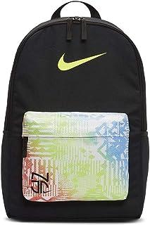 Nike Unisex-Child Backpack, Black/Volt - NKCN6969-010