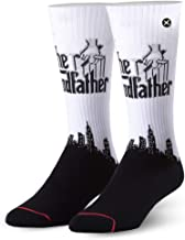 Odd Sox Officially Licensed - Men's Crew Knit - The Godfather