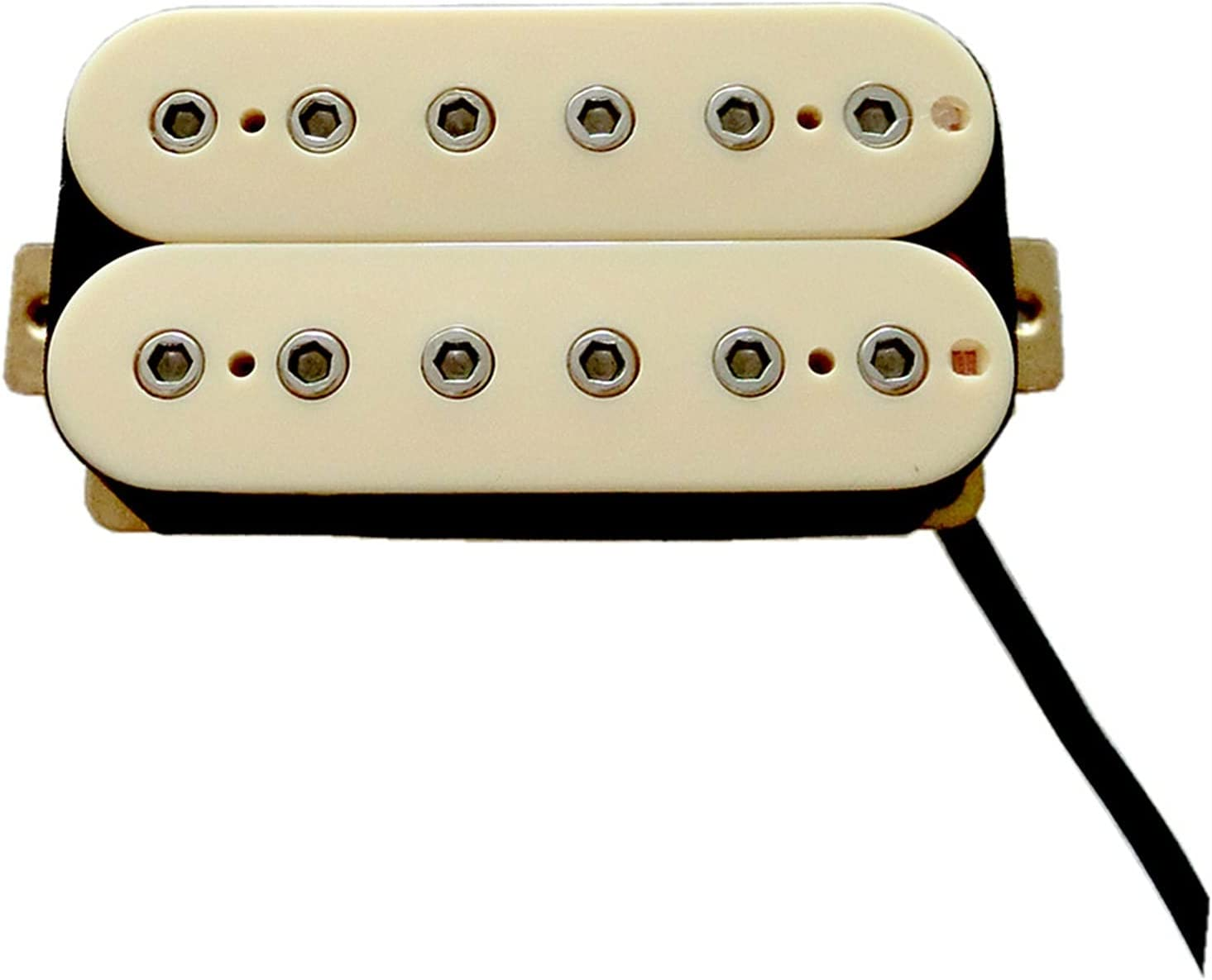 Humbucker Ceramic Magent Guitar Pickup Piece Sacramento Mall Branded goods Hex Pole
