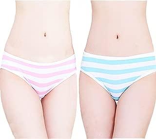anime striped panties