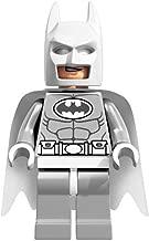 LEGO DC Comics Super Heroes Minifigure - Batman White Arctic Version
