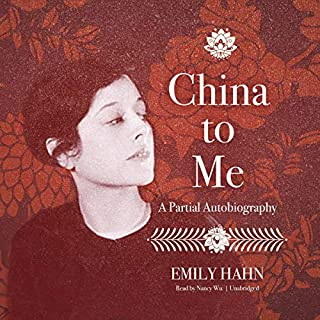 China to Me audiobook cover art