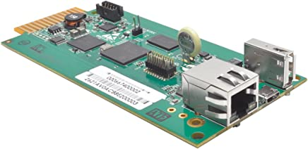 $244 » Tripp Lite UPS Web Management Accessory Card, Remote Monitoring, SNMP, HTML5, SSH, Telnet or Web Browser (WEBCARDLX)