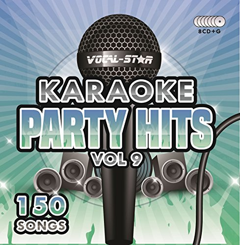 Karaoke Party Hits Vol 9 CDG CD+G Disc...