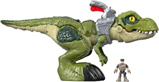 Imaginext Fisher-Price Jurassic World Mega Mouth T.rex, Multicolor (GBN14)