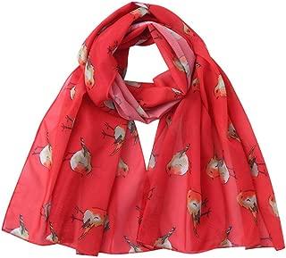 Le donne PAPAVERI FIORI CALDA morbida sciarpa Wrap scialle Stola Wrap UK