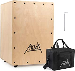 Aklot Tambor Cajón Conjunto de caja compacta de mermelada