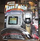 Pro Guide Bass Fishin' - Electronic Handheld Talking Fishing Game (Radica)