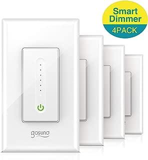 Smart Plug & Smart Strip Light & Smart Switch (smart dimmer switch)