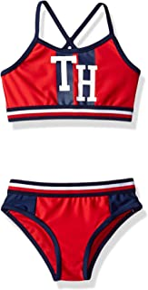 Tommy Hilfiger Girls' Two-Piece Swimsuit