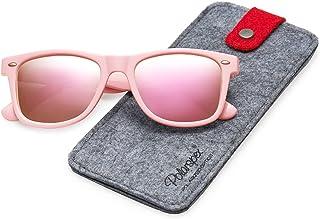 8c03ce581373 Polarspex Polarized 80 s Retro Classic Trendy Stylish Sunglasses for Men  Women