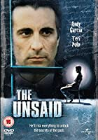The Unsaid [DVD]