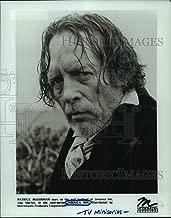 1985 Press Photo Patrick McGoohan stars in TV miniseries Jamaica Inn.