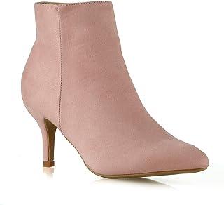 Amazon.co.uk: Kitten - Pink / Boots