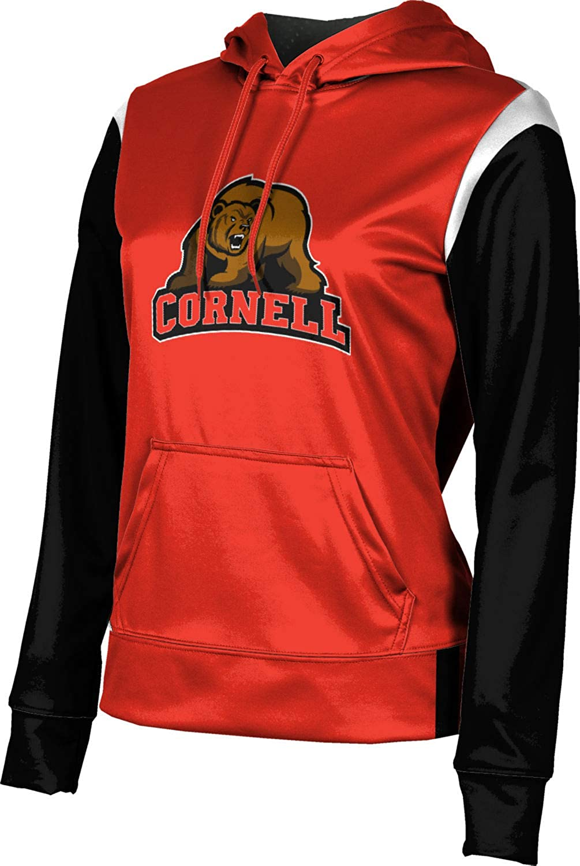 ProSphere Cornell University Girls' Pullover Hoodie, School Spirit Sweatshirt (Tailgate)