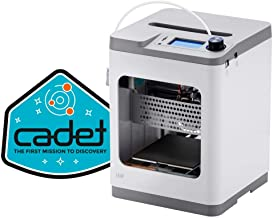 Monoprice - 140108 MP Cadet 3D Printer, Full Auto Leveling, Print Via WiFi, Small Footprint Perfect for a Desktop, Office,...