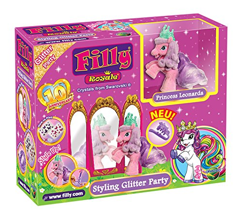 Filly M136004-00B0 - Royale, Styling Party Spielset, sortiert