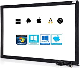 55 inch Multi-Touch 10 Point Infrared Touch Frame, ir Touch Panel, Infrared Touch Screen Overlay …