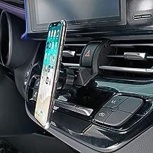 Blue Mirror Stainless Steel Texture 4 Pieces Car Door Latches Striker Trim Lip knob Case BeHave Autos Car Door Lock Cover Protective Fit for Toyota RAV4 2013-2020