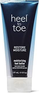 Heel to Toe Moisturizing Foot Butter
