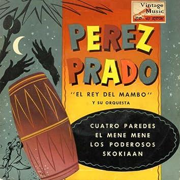 """Vintage Dance Orchestras Nº19 - EPs Collectors. """"Pérez Prado, El Rey Del Mambo"""""""