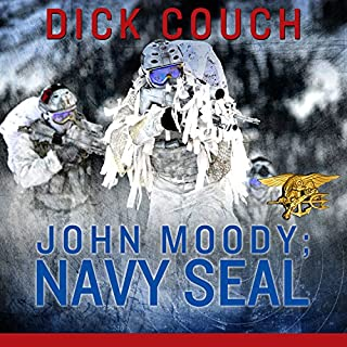 John Moody; Navy SEAL cover art