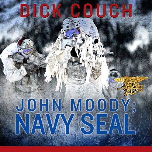 John Moody; Navy SEAL audiobook cover art