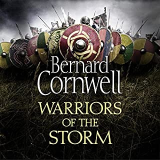 Warriors of the Storm     The Last Kingdom Series, Book 9              By:                                                                                                                                 Bernard Cornwell                               Narrated by:                                                                                                                                 Matt Bates                      Length: 12 hrs and 12 mins     848 ratings     Overall 4.7