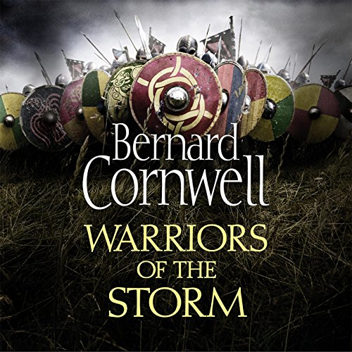 Warriors of the Storm     The Last Kingdom Series, Book 9              By:                                                                                                                                 Bernard Cornwell                               Narrated by:                                                                                                                                 Matt Bates                      Length: 12 hrs and 12 mins     835 ratings     Overall 4.7