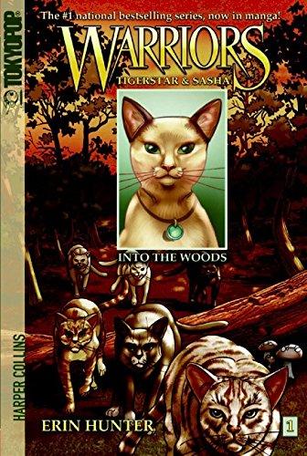 Warriors: Tigerstar and Sasha #1: Into the Woods