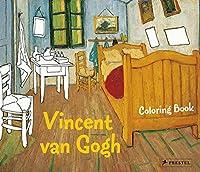 Coloring Book Vincent Van Gogh (Coloring Books)