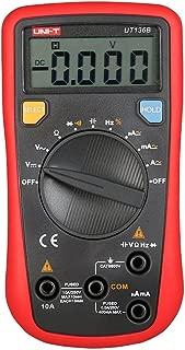 UNI-T UT136B Auto Range Digital Multimeter AC DC Frequency Resistance Tester