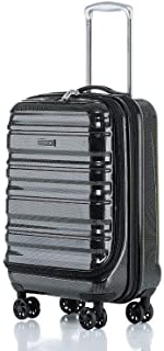 Tosca Sub Zero 2.0 Carry On 55cm Hardsided Luggage - Black