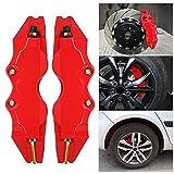 キャリパーカバー フロントリアオートユニバーサルキット ABS Sサイズ 2PCSセット