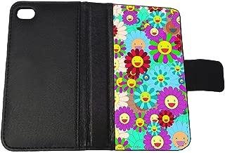 Daisy Garden - Apple iPhone 5/5s Billfold Wallet Case