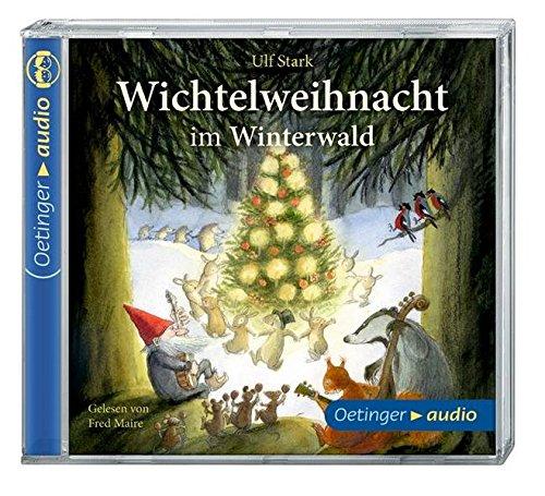 Wichtelweihnacht im Winterwald (CD): Ungekürzte Lesung