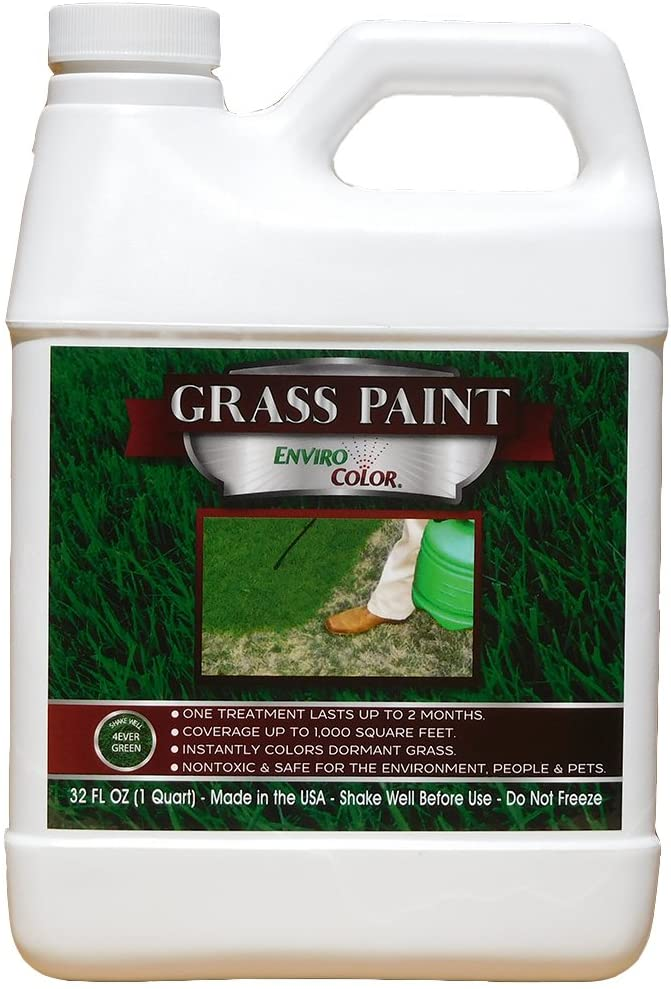 EnviroColor gift 4EG0032 851612002100 1 000 Sq. National products 4EverGreen Grass Ft.