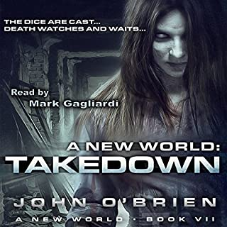 A New World audiobook cover art