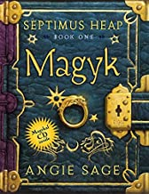 Septimus Heap, Book One: Magyk by Angie Sage (2005-03-15)