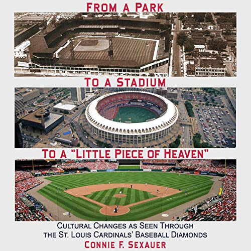 """Couverture de From a Park to a Stadium to a """"Little Piece of Heaven"""""""