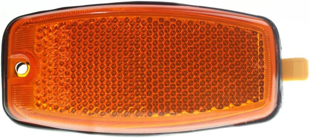 Evan-Fischer Front Side Marker Lamp Sant with Hyundai 2021 compatible All items free shipping